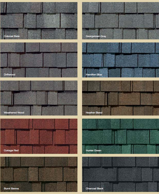 C And C Family Roofing Certainteed Independence Shingle