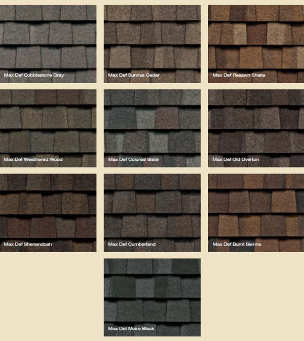 C And C Family Roofing Certainteed Shingles Landmark Tl