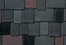 Dusk Grey, Slate Green, Mulberry and Midnight Black